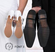 Oblique-Unique 10/Rhinestone/ /Hes Mine And Shes Mine Shoe Stickers Set/ Engagement pink Wedding /Bride and Groom