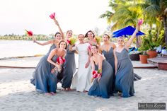 All Inclusive Belize Destination Beach Weddings! From intimate ceremonies on our private pier over the Caribbean or wiggling your toes in our sandy beach, to reserving the entire resort exclusively for your wedding, family and guests, the options for your destination beach wedding are yours for the taking at Distinctly Belize . . . Chabil Mar! #belizewedding #beachwedding #weddinginbelize #destinationbeachwedding #centralamericawedding #belizephotos #chabilmar #placencia Belize All Inclusive, Belize Resorts, All Inclusive Vacations, Resort Villa, Wedding Honeymoons, Beach Weddings, Bridesmaid Dresses, Wedding Dresses, Caribbean