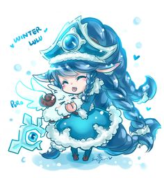 winter lulu - Google Search