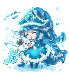winter lulu - Google Search