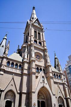 Catedral de los Santos Pedro y Cecilia - Mar del Plata - Argentina