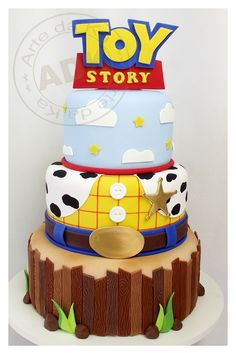 toy story cakes - Buscar con Google