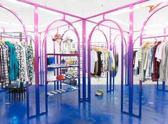 <p>New York is home to some of the best concept stores in the world. Travel Dose put together a list of the best multi-brand shops in New York City to help you navigate next time you need a dose of re