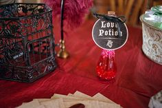Harry Potter Inspired Bridal Shower - @Julianne Ingrao....maybe a future baby shower??? lol
