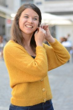 """Une nouvelle """"Caresse"""" toute douce !!!  #tricot #caresse #ladroguerie"""