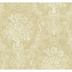 Seabrook Wallpaper CR30505 - Carl Robinson 11-Capri - All Wallcoverings - Collections - Residential Since 1910
