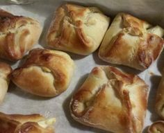 Turos Delkli - Hungarian Cheese pastry - a treat after the Yom Kippur fast