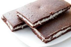 Health-Fit-Life : Przepis #132 Mleczna kanapka FIT (bez glutenu) Healthy Sweets, Bon Appetit, Food And Drink, Gluten Free, Candy, Snacks, Vegan, Chocolate, Cooking