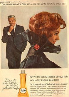 Cesar Romero 1960s Hair, Beauty Ad, Vintage Beauty, Vintage Ads, Movie Posters, Painting, Art, Art Background, Film Poster