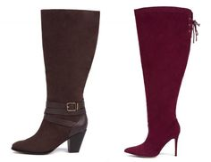 We Got What You Need! 25+ Places to Shop for Wide Calf Boots http://thecurvyfashionista.com/2015/10/we-got-what-you-need-25-places-to-shop-for-wide-calf-boots/