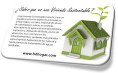 ¿Que es una vivienda sustentable?