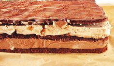 .: Prajitura cu ciocolata si lichior de cafea