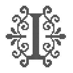 Counted Cross Stitch Pattern Formal by oneofakindbabydesign, $3.95