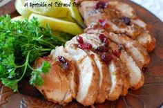 A Sprinkle of This and That: Slow Cooker Turkey Tenderloin