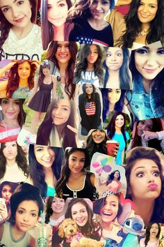 @Bethany Mota I made this edit for you a while back and I hope you like it! Its a massive collage of you! Do you have an email i can write to? Xxxx vaya