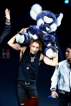 koreanghetto:  151017 Taeyang - MADE Tour in Sydney DO NOT EDIT : Source: @URTHESUN