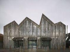 MECANOO ARCHITECTS: UN MUSEO SULL'ISOLA DI TEXEL
