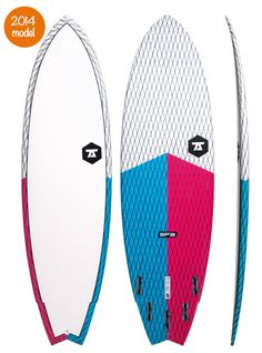 7S SUPER FISH CV MODEL - GLOBAL SURF INDUSTRIES