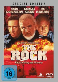 The Rock - Fels der Entscheidung * IMDb Rating: 7,3 (181.126) * 1996 USA * Darsteller: Sean Connery, Nicolas Cage, Ed Harris,