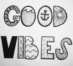 Good vibes...