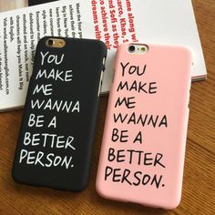 The new Korean alphabet romantic couple phone shell for Apple iPhone 7 Case 6 6plus 6splus 6s 7plus frosted plastic hard shell