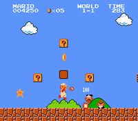 The game that changed the face of video games. Super Mario is to video games what Michael Jordan is to basketball.