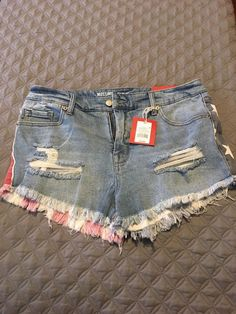 41dfc26ec5 Mossimo Supply Co High Rise Shorts Size 12/31 #fashion #clothing #shoes