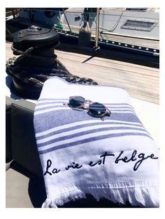 Nos foutas sont disponibles dans de nombreux coloris en coton éponge. Bleu Marine, Gym Bag, Fashion, Life, Cotton, Moda, Fashion Styles, Fashion Illustrations