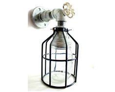Farmhouse Lighting Fixtures rainfall shower head combo double basin vanity unit watering can shower head