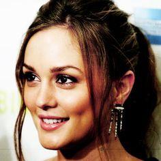 Leighton Meester. She's a chameleon