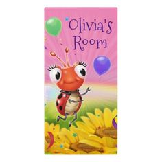 $31.44 | Tall vertical bedroom sign Lil Ladybird picture. #bedroomcustomnameplate #ladybirdnamesigngirlsbedroom #ladybirdnamesignboysbedroom #doornamesignladybird #bedroomdoornamesign #personalizednamesignbedroomdoor #customnameplatebedroomdoor #kidsbedroomdoornamesign #kidsbedroomdoornameplate #girlsbedroomdoornamesign Nursery Room, Nursery Wall Art, Nursery Decor, Bedroom Decor, Kids Bedroom Boys, Kids Room, Door Name Plates, Kids Door Signs, Bedroom Door Signs