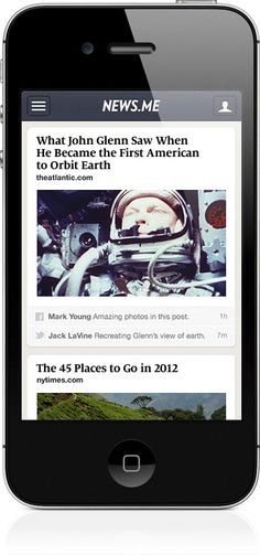 Another news aggregator for iPhone...these never get old!