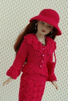 OOAK Fashion for Tonner Tiny Kitty Collier 10""