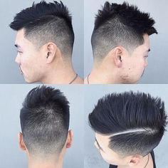 asian hairstyle with varied length                                                                                                                                                                                 More