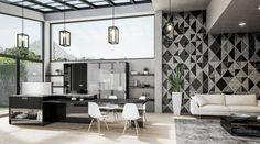 Render Cucine per Catalogo Live the Italian Elegance - Neiko per ...