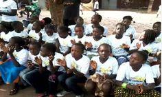 Casamance: Patronage du comité régional de la croix rouge de 70 enfants vulnérables