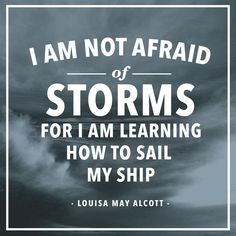 Today I'm Channelling Louisa May Alcott #quote