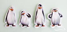 mami chips & crafts: Pinguini di Madagascar DIY