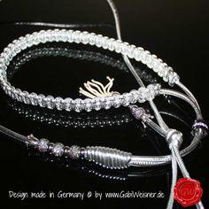 Showleine-Ausstellungsleine-Leder-Strass-Silber-2