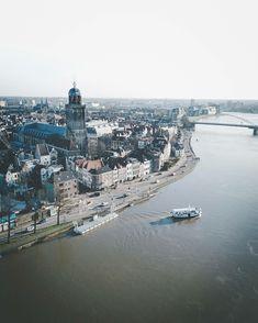 Deventer aan de IJssel....hoogwater 8 Jan 2018