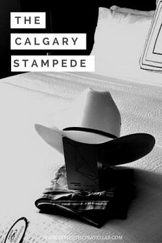 The Calgary Stampede is one of the most exciting things to do in Canada - via @insidetravellab