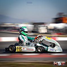 Simo Puhakka (Tony Kart/Vortex) was unquestionably the fastest in the first session in but Arthur Carbonnel (Sodi/TM) was by a tenth. Karting, Corse, Making A Difference