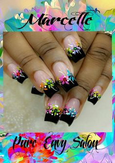 - Best ideas for decoration and makeup - Fingernail Designs, Toe Nail Designs, Acrylic Nail Designs, Pretty Nail Art, Beautiful Nail Art, Gorgeous Nails, Stylish Nails, Trendy Nails, Violet Pastel