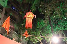 Diwali Lamp Made By Yuva Boys