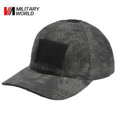 5e164a65e4f75 Aliexpress.com   Buy Airsoft Outdoor Sport Baseball Cap Camo Tactical  Military Hunting Caps Sun Hat Windproof Headgear For Men Women Accessories  from ...
