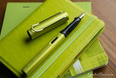 Goulet Pens Blog: And the 2016 special edition Lamy Al-Star is....