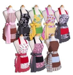 Image Detail for - Aprons Patterns For Women