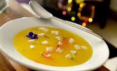 Receita de creme de mandioquinha picante: prepare a sopa neste inverno.