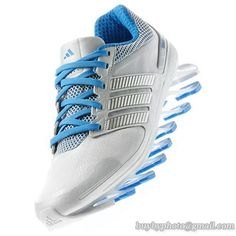 new products f4c92 bf3b2 Men s Adidas Springblade 1 Running Shoes Light Grayish Blue only US 88.00 -  follow me to pick up couopons.