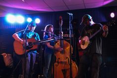 The Folk'n Right Band  JMike Trimmer - Banjo, Harp, Guitar, Vocals; Danny Moore - Guitar, Banjo, Vocals; Maryellen Griffin - Upright Bass, Vocals  Contact Danny Moore/Booking Manager - 240-217-6189  Email or 301-991-2482